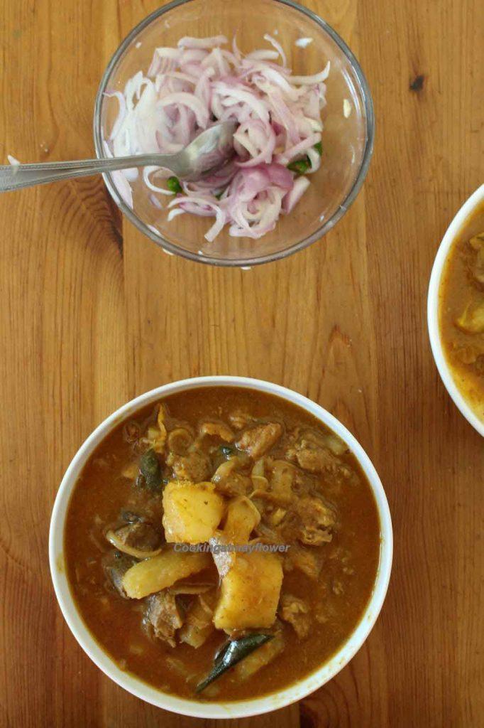 beef kappa curry