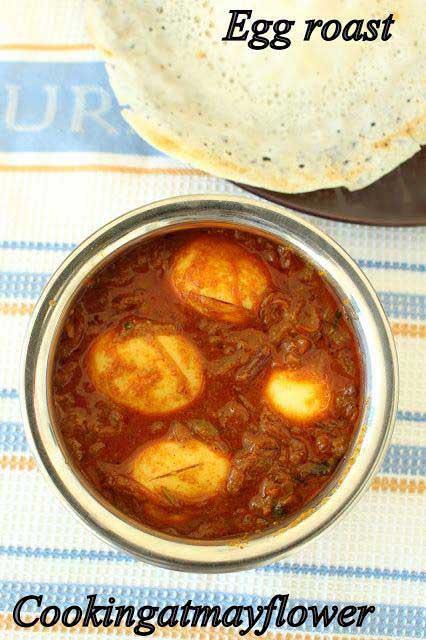 easy egg roast
