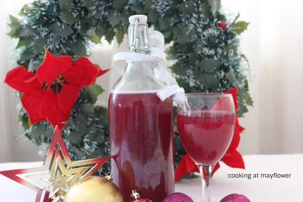 instant grape wine